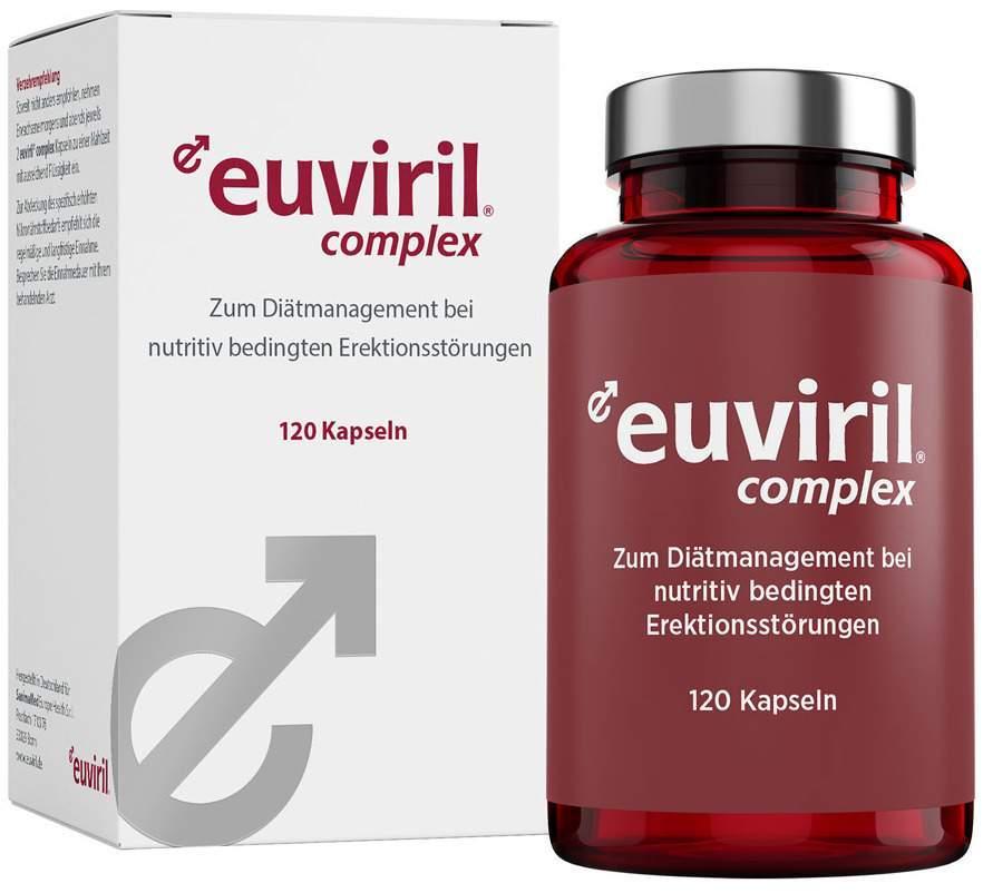 Euviril Complex 120 Kapseln