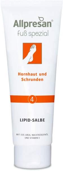 Allpresan Fuß Spezial 125 ml Lipidsalbe Nr.4