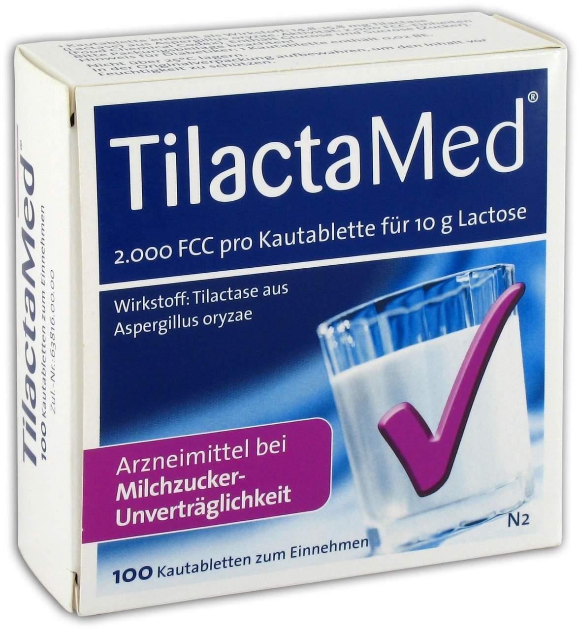 Tilactamed 100 Kautabletten