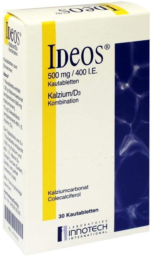 Ideos 30 Kautabletten