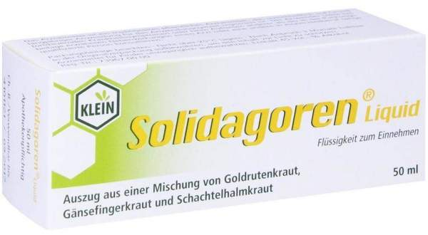 Solidagoren Liquid 50 ml Tropfen