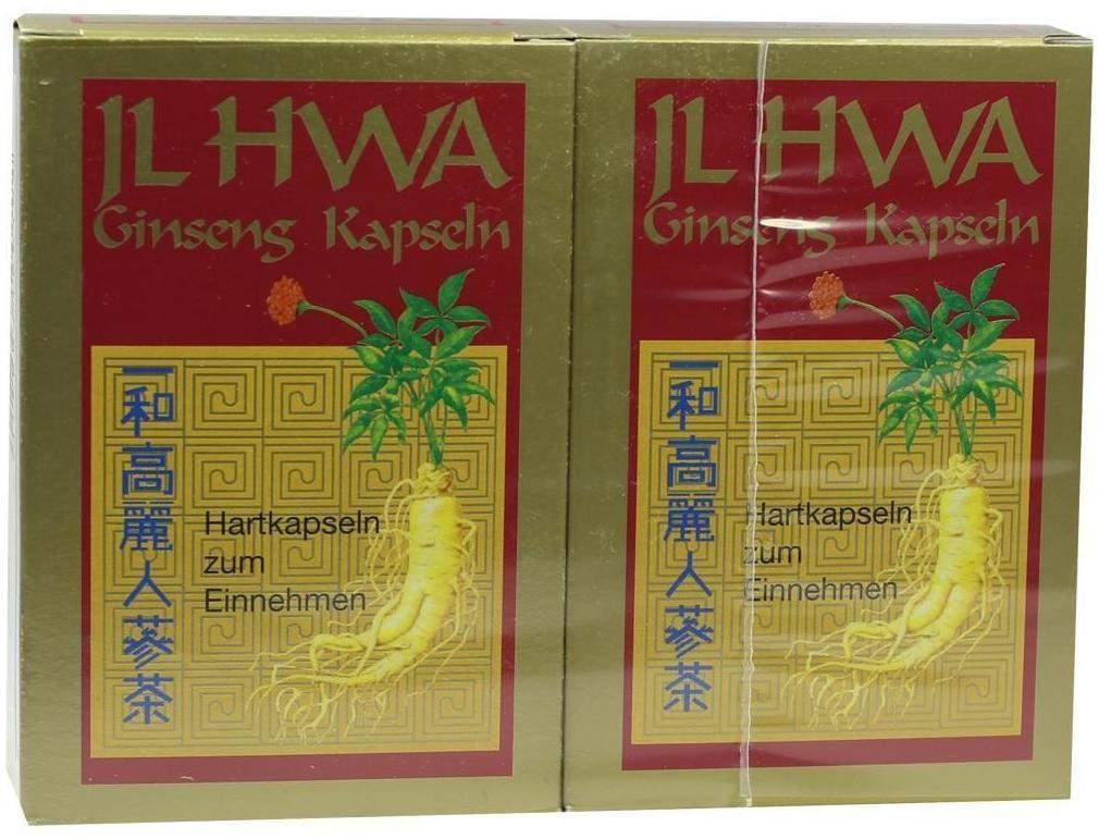 Ginseng Il Hwa 100 Kapseln