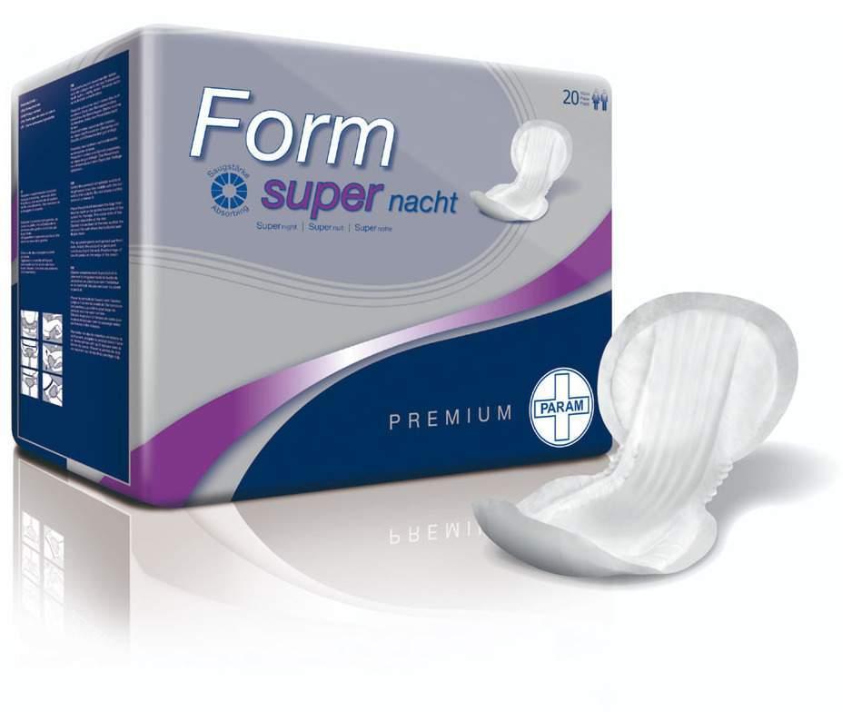 Param Form Premium 20 Vorlagen Anatomisch Super