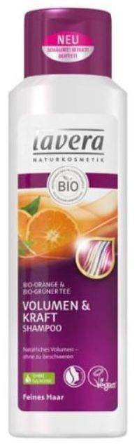 Lavera Haar Volumen & Kraft Shampoo 250 ml