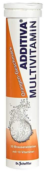 Additiva Multivitamin plus Mineral Orange R 20 ...