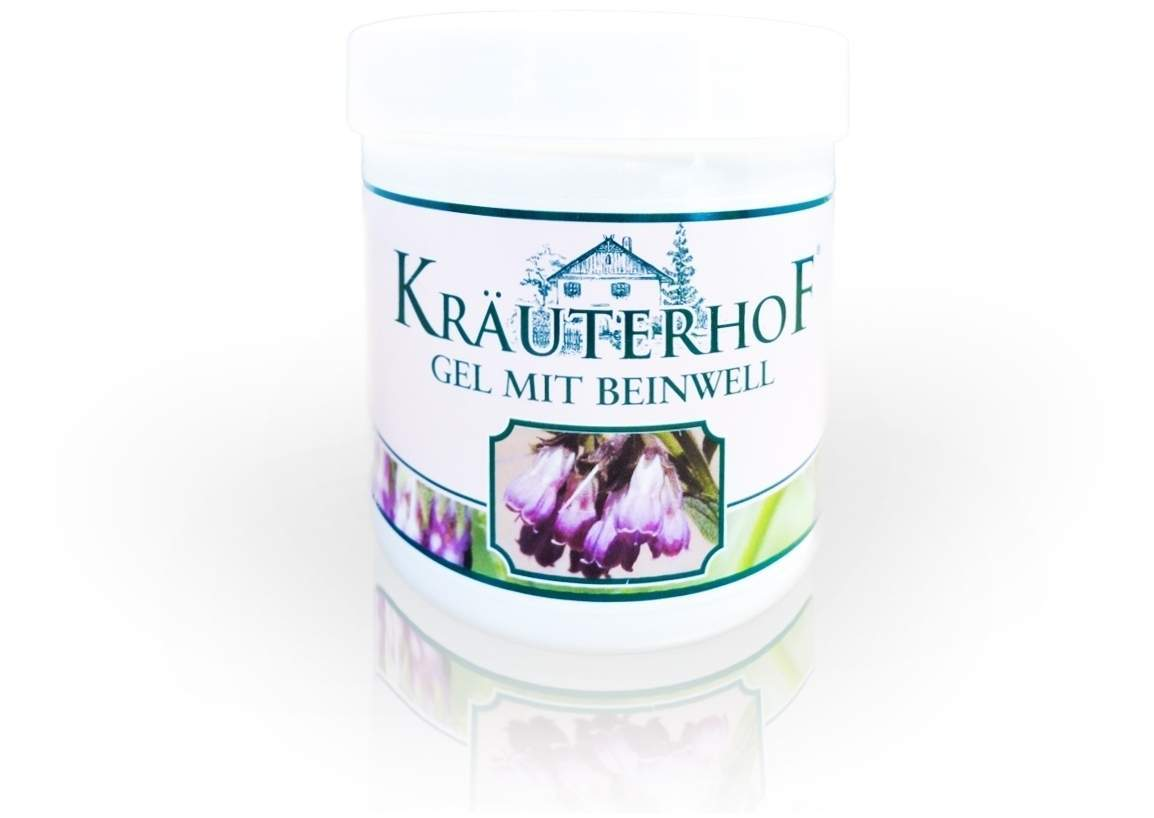 Beinwell 250 ml Gel Kräuterhof