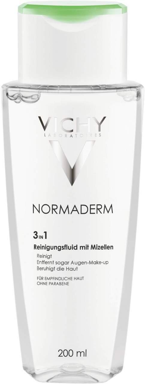 Vichy Normaderm Reinigungsfluid mit Mizellen-Te...