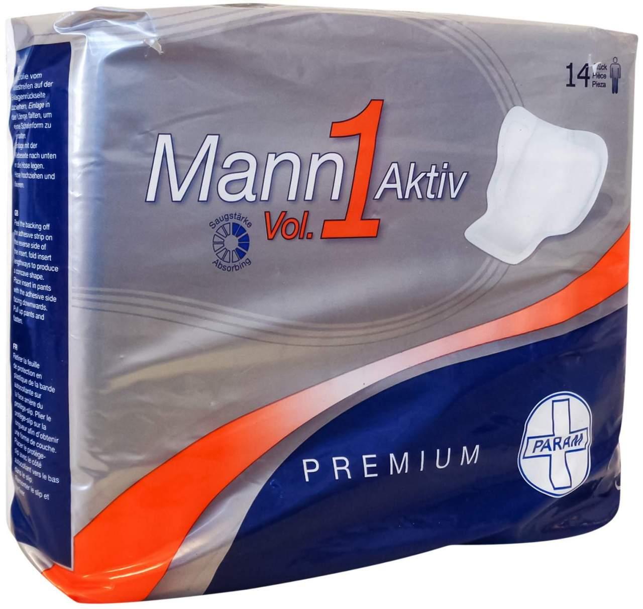 Param Man aktiv premium Vol.1 14 Vorlagen