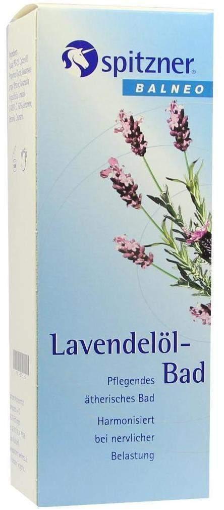 Spitzner Balneo Lavendel Ölbad 190 ml Bad