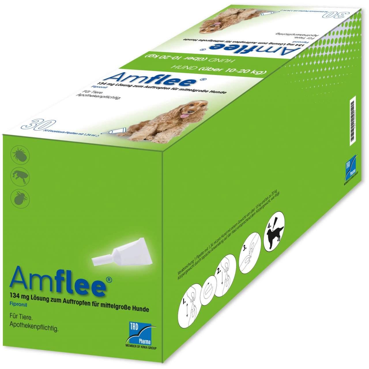 Amflee 134 mg Lösung zum Auftropfen f mittelgr....