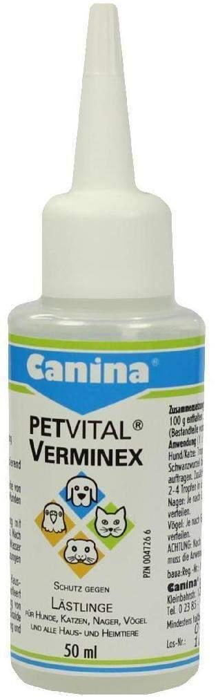Petvital Verminex vet. Flüssig 50 ml