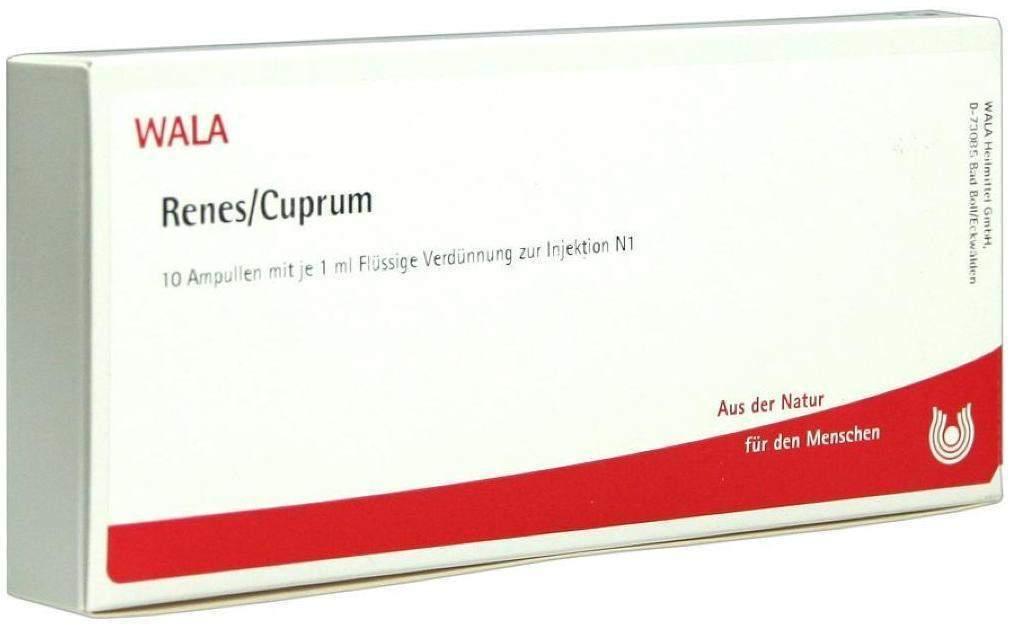 Renes Cuprum Ampullen 10 x 1 ml