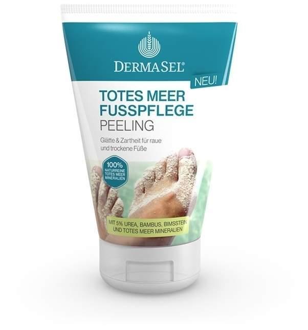 Dermasel Fußpflege Peeling 100 ml