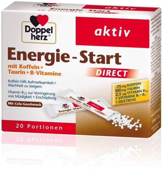 Doppelherz Energie Start Direct 20 Pellets