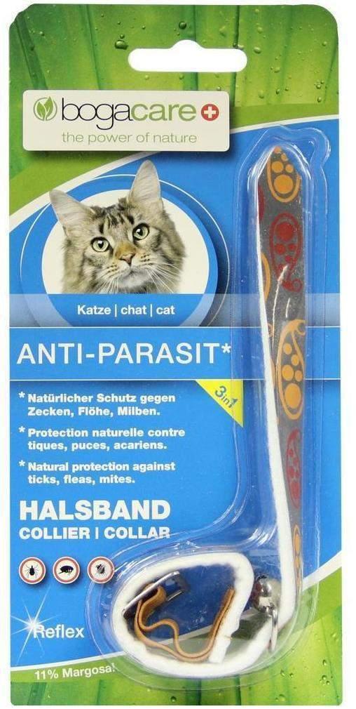 Bogacare Anti-Parasit Vlies Halsband Reflex Kat...