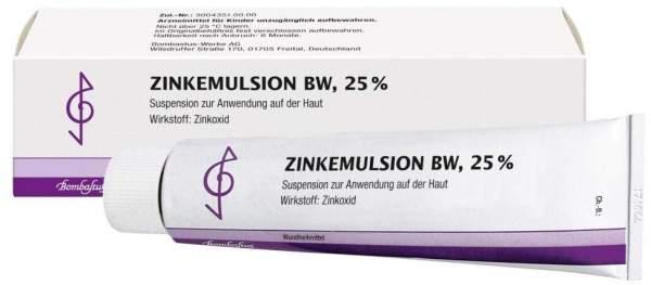 Zink Emulsion Bw 100 ml Suspension
