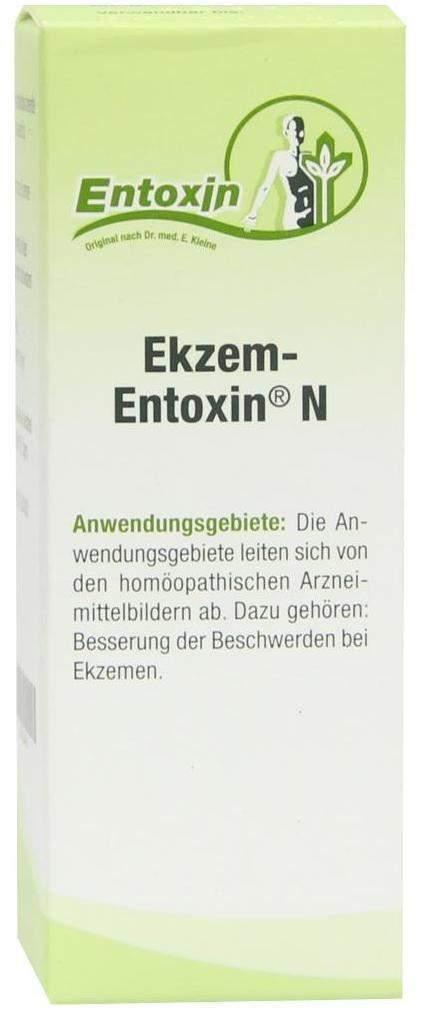 Ekzem Entoxin N 20 ml Tropfen