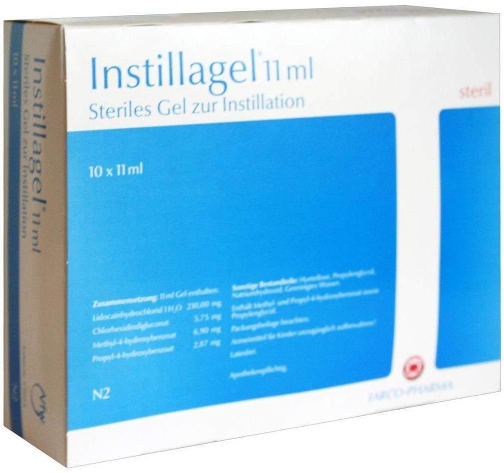 Instillagel 10X11 ml Gel