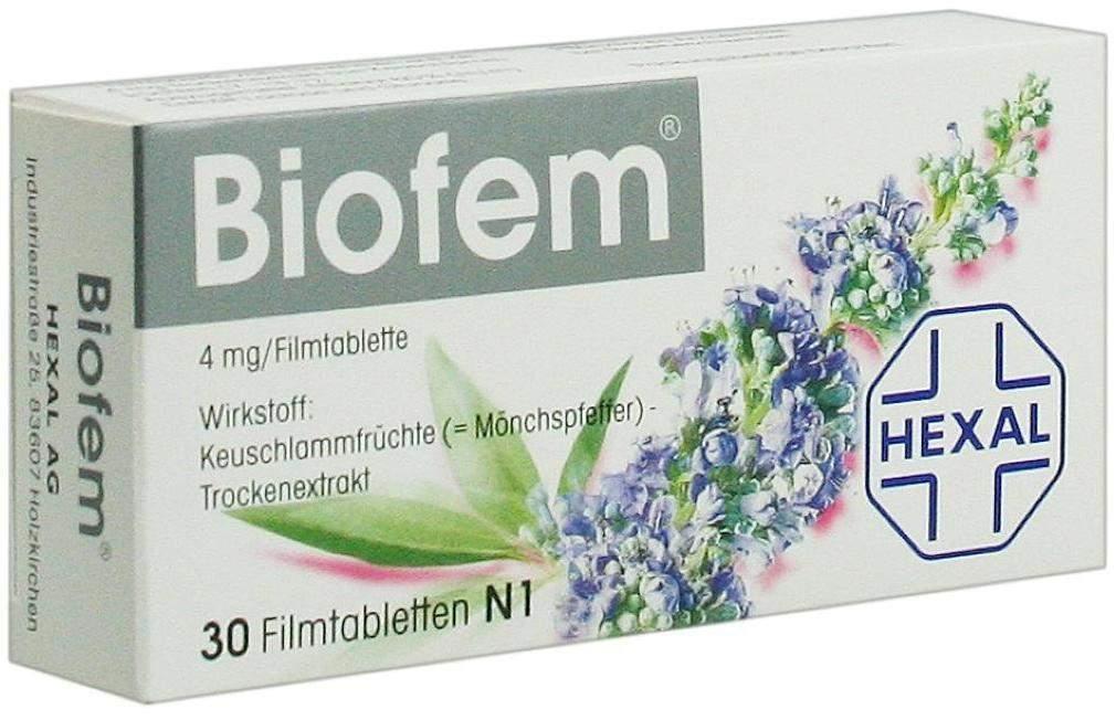 Biofem 30 Filmtabletten