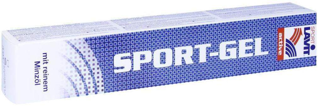 Sport Lavit 100 ml Sportgel