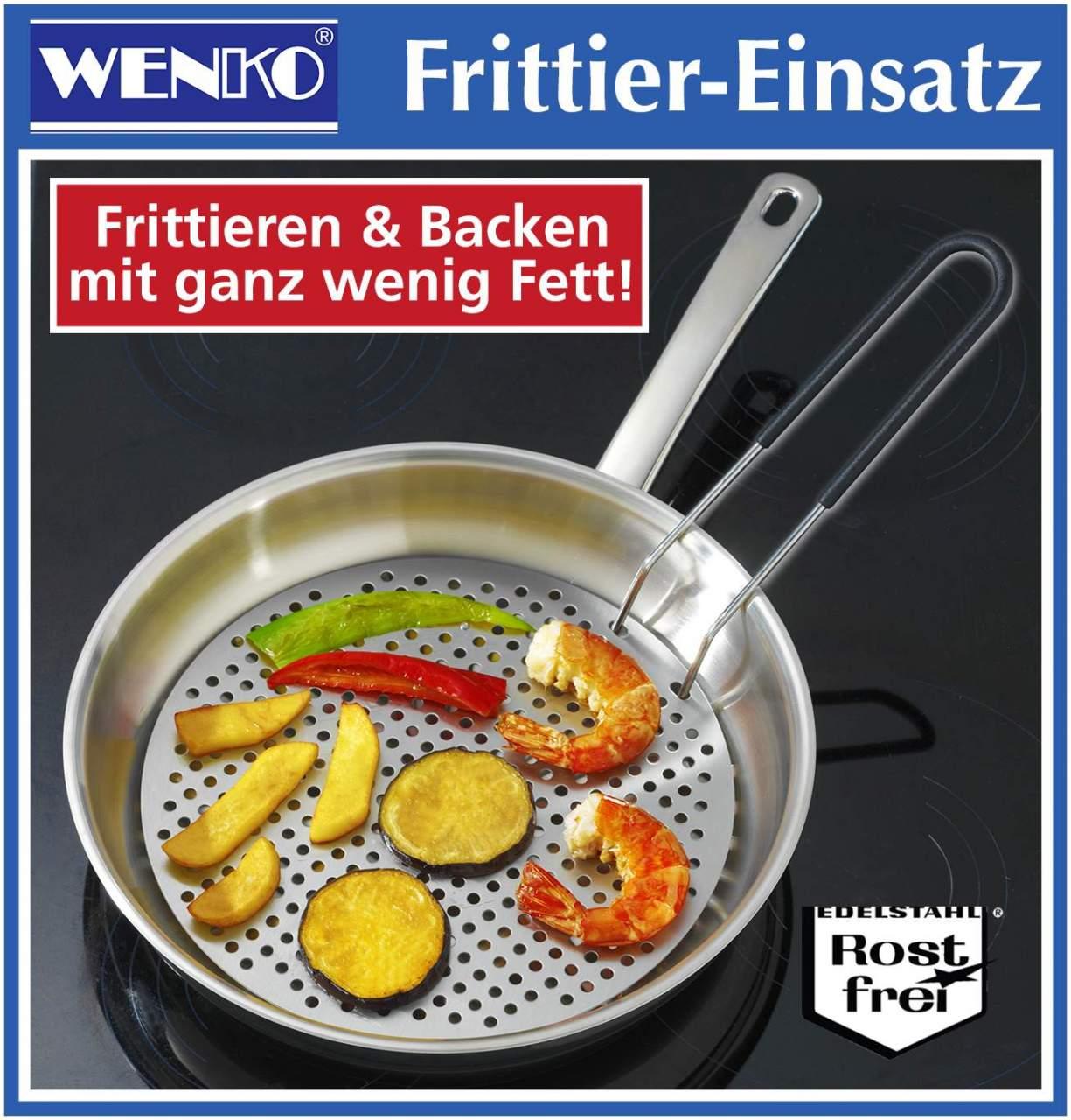Frittier-Einsatz