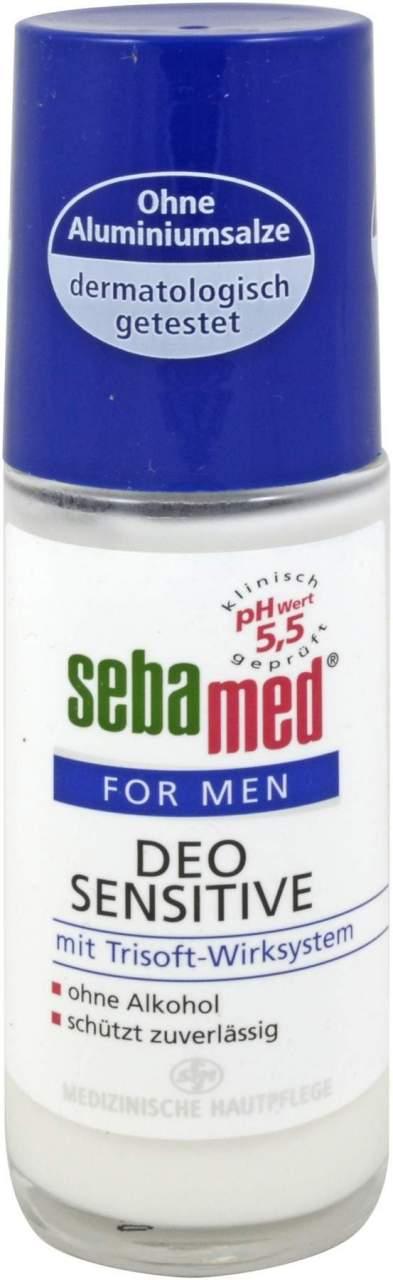 Sebamed For Men Deo Sensitiv 50 ml Roll - On De...