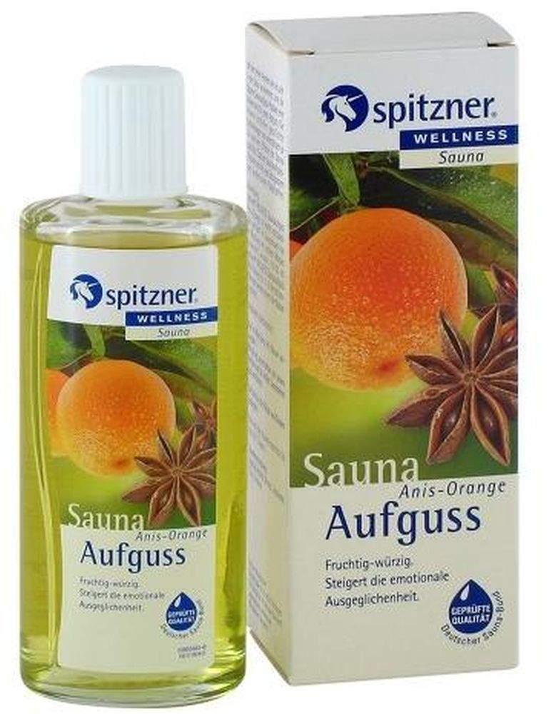Spitzner Saunaaufguss Anis Orange Wellness