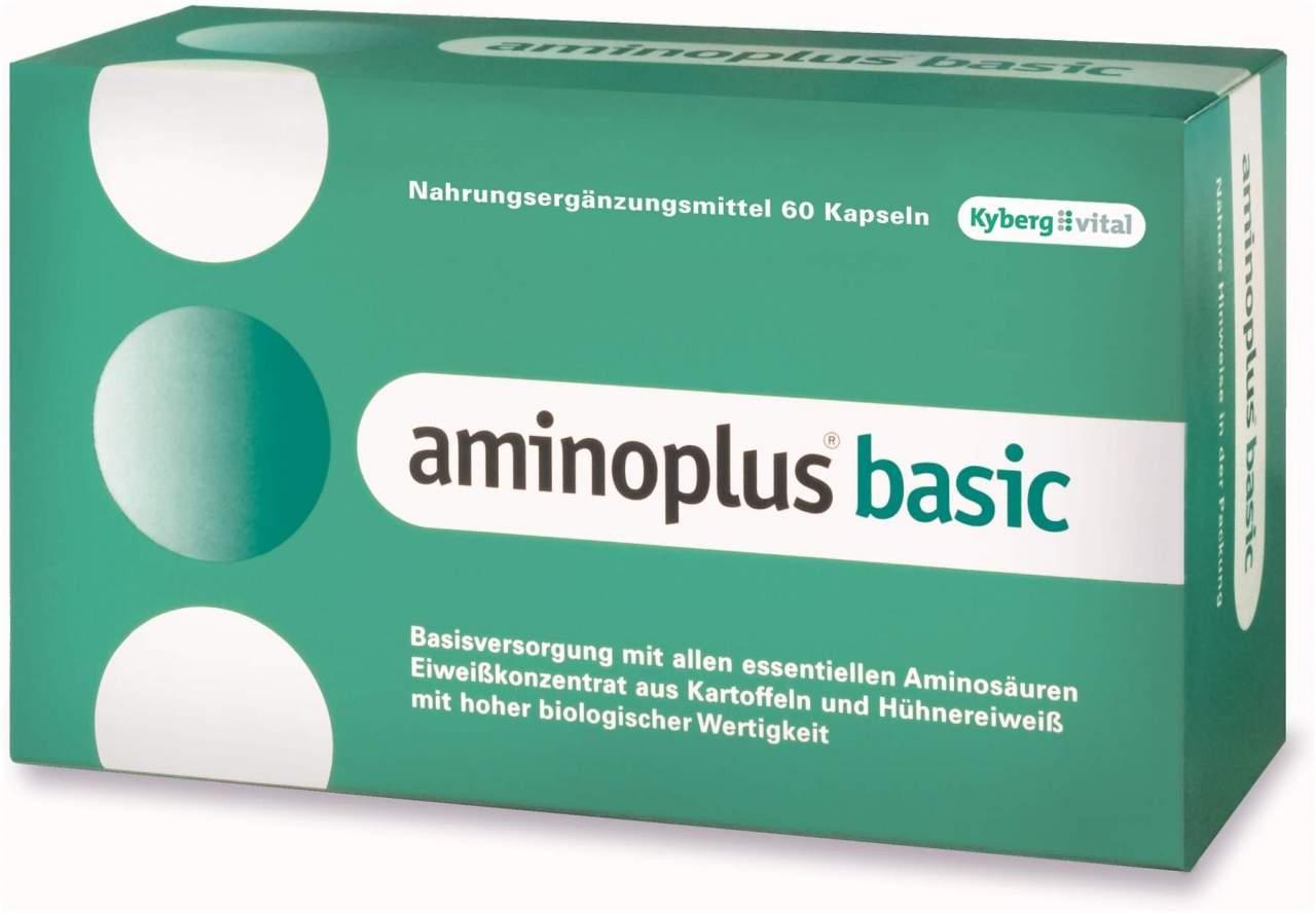 Aminoplus basic 60 Kapseln