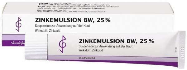 Zink Emulsion Bw 50 ml Suspension