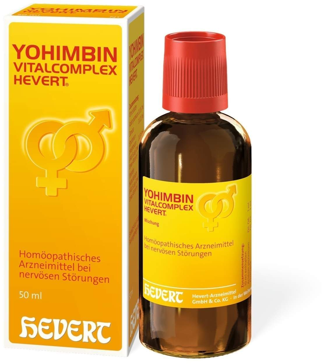 Yohimbin Vitalcomplex 50 ml Tropfen